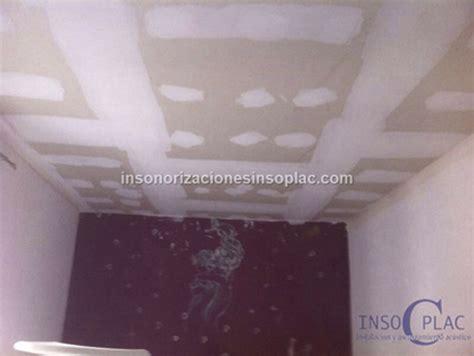 insonorizar techo habitacion insoplac insonorizar techo