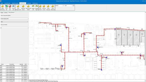 Designers Plumbing by Insulation Estimating Software Mechanical And Pipe