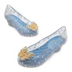 Cinderella costume shoes for girls live action film