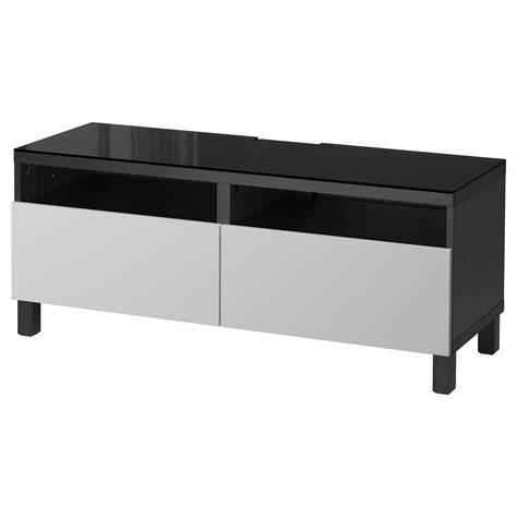 besta lappviken tv bench grey best 197 tv bench with drawers black brown lappviken light