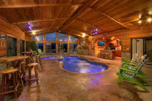 7 top gatlinburg cabins with indoor pools book