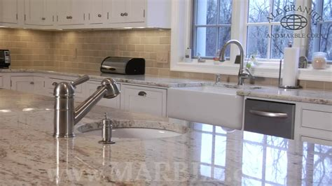 Glass Backsplash For Kitchens colonial gold granite kitchen countertops iii marble com