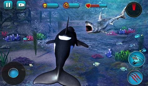 robot killer whale killer whale attack 3d android apps on play