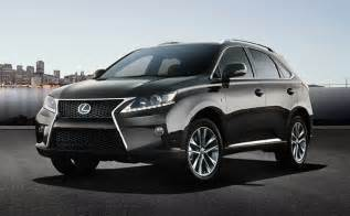 Toyota Lexus 2015 Toyota Lexus Suv 2015 Reviews Prices Ratings With
