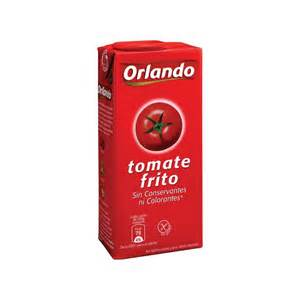 fried tomato sauce 350g quot orlando quot your spanish corner