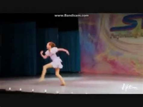 dance moms maddie ziegler cry dance moms maddie s solo cry youtube