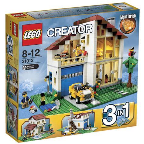 lego creator family house lego creator family house 31012 toys zavvi com