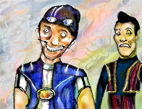 Lazy Town Favourites By Theedgirl On Deviantart