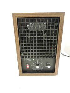 living air xl 15s purifier ionizer ionic ozone fresh air cleaner xl15s ebay