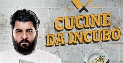 cucine da incubo italia ricette cucine da incubo italia antonino cannavacciuolo come ramsay