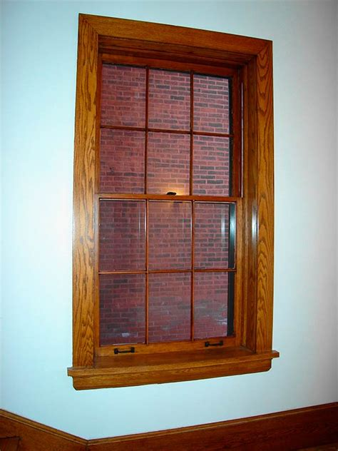 replacement windows wood interior weatherization sustainability guidelines technical