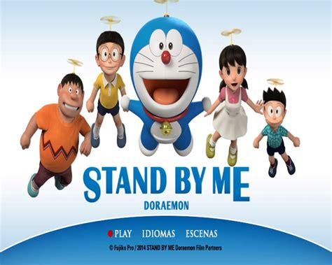 Kaos Stand By Me Doraemon 19 descargar stand by me doraemon en buena calidad