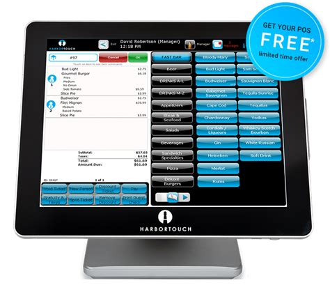 top restaurants pos systems 2018 reviews pricing best pos system for restaurants and retail 2018 free pos