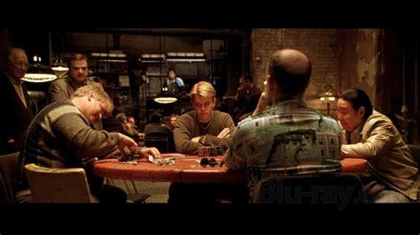 john malkovich matt damon get ready for guy s night in with a poker night