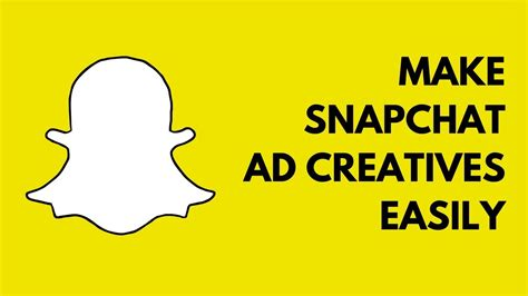 How To Easily Design Your Snapchat Ad Using Snappublisher Templates Youtube Snapchat Ad Template