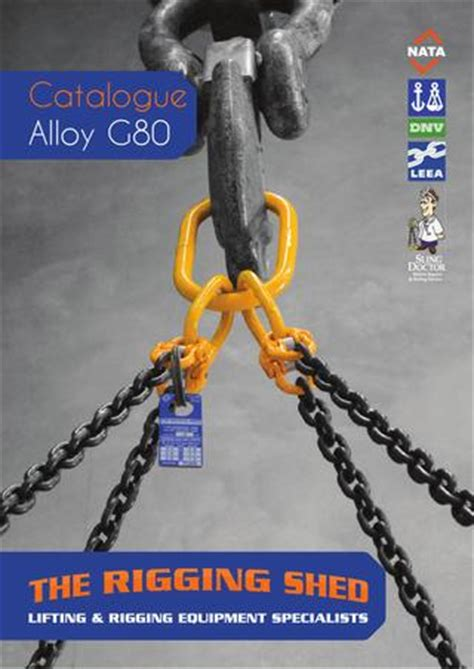 The Rigging Shed by The Rigging Shed G80 Catalogue By The Rigging Shed Issuu