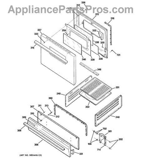 ge fridge drawer parts ge wb39k10035 liner drawer appliancepartspros