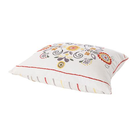 pillows ikea ikea 197 kerkulla cushion pillow akerkulla floral ebay