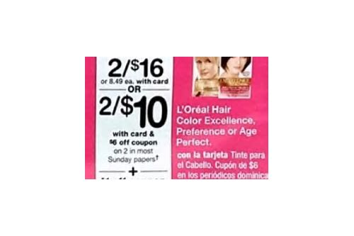 coupon for l'oreal highlight