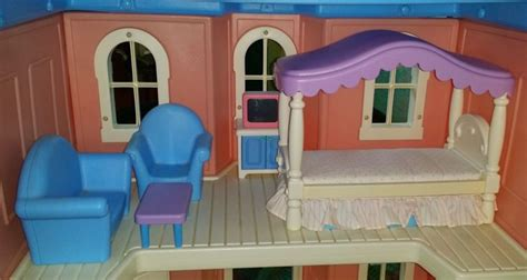 little tikes bedroom furniture 17 best images about madison s dollhouse on pinterest