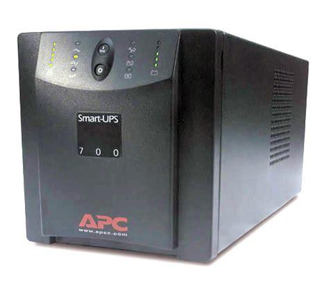 Apc Smart Ups Sua750i Hitam baterii ups
