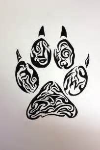Tattoo Designs Paw Prints » Ideas Home Design