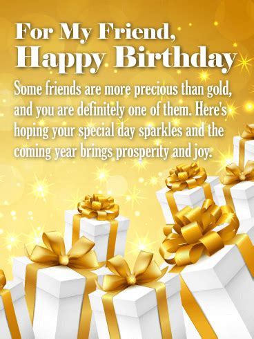 Happy Birthday to my Precious Friends Card   Birthday & Greeting Cards by Davia