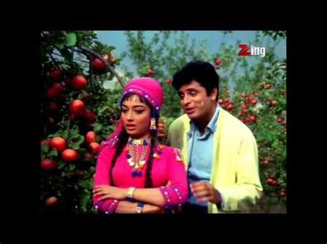 parda hata do ek phool do mali mohammed rafi asha bhosle yeh parda hata do ek phool