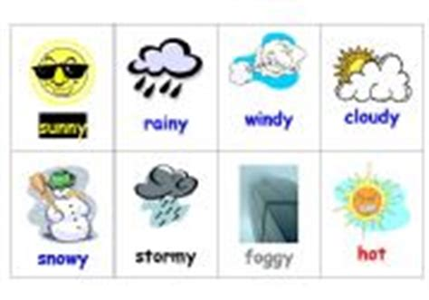 go fish template cards worksheets go fish weather words card template