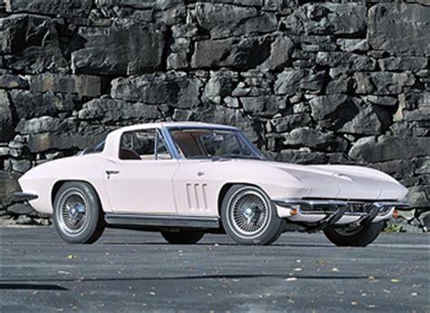 1963 corvette harley earl styling car