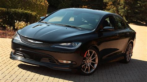 chrysler 200s review 2015 chrysler 200s mopar review top speed