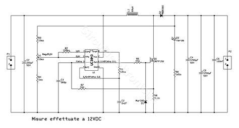 schema alimentatore switching alimentatore 5v 2a schema elettrico