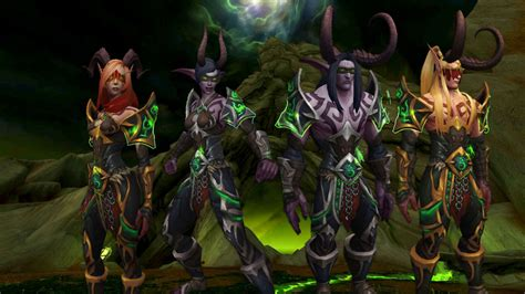 wow its night time 1509829393 how world of warcraft has changed with legion s demon hunter gamespot