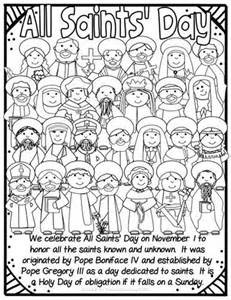 saints activity pack lesson plan syllabuy