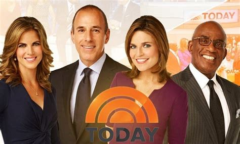 Todays Shows by American Express Makes Soap At Nbc
