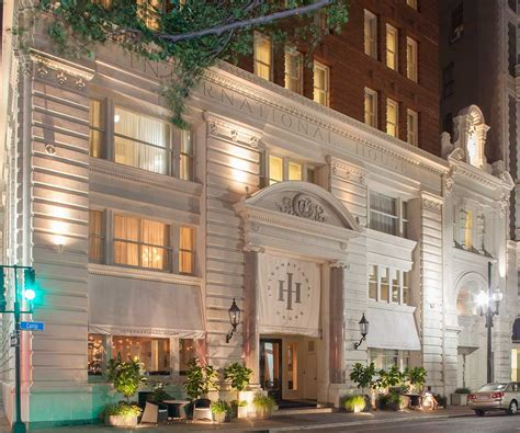 Boutique New Orleans Hotel International House Hotel