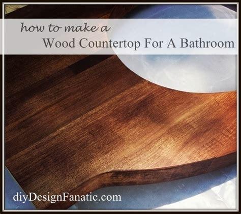 diy bathroom countertop ideas wood bathroom countertop for less than 20 hometalk