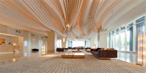 modern lobby modern lobby bar in the hilton pattaya hotel