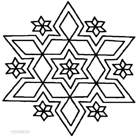 Rangoli Coloring Pages Printable | printable rangoli coloring pages for kids cool2bkids