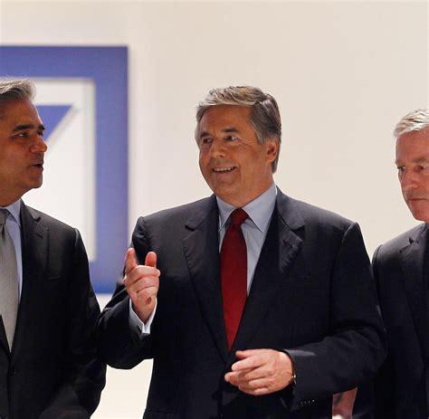 ackermann deutsche bank deutsche bank ackermann holzt gegen seinen nachfolger