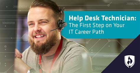 Help Desk Technician by Help Desk Technician The Step On Your It Career