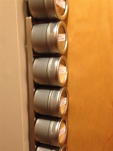 Wall Mount Spice Rack Canada by How To Use A Sliver Of Wall Space For A Spice Rack Trusper