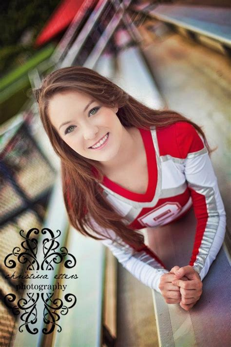 senior girl cheerleader senior girl cheerleader pose senior photography pinterest