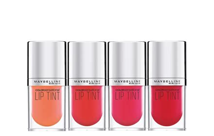 Maybelline Lip Tint review sensational lip tint maybelline