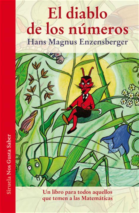 el diablo de los 8415937199 libros el diablo de los n 250 meros hans magnus enzensberger 30 de diferencia