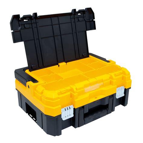 with storage dewalt dwst1 70704 tstak i tool storage box with organiser