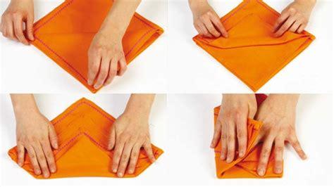 servietten tasche falten servietten falten mit schritt f 252 r schritt anleitung