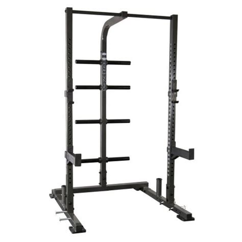 half rack weight bench im1500 half rack weight lifting system ironmaster