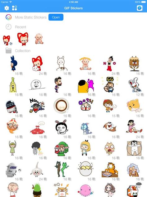 Stickers For Messenger