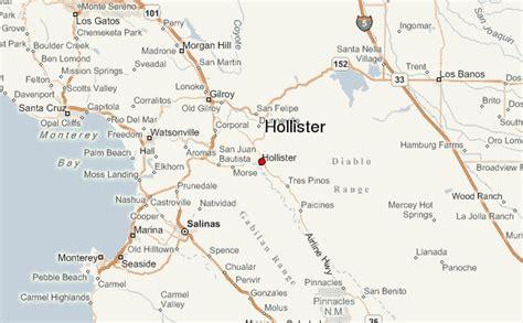 california map hollister hollister location guide